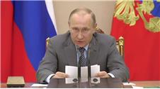 Putin calls for new anti-doping body in Russia