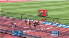 Farah big winner on Day 2 of Anniversary Games