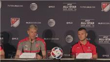 "Wenger: ""The USA loves football"""
