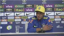 "Neymar Jr.: ""I always give 100 percent"""