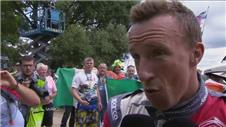 Meeke wins Rally of Finland