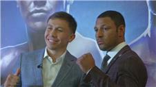 Brook vows to 'shock the world' during Golovkin fight