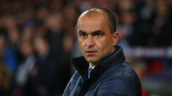 Roberto Martinez appointed manager of Belgium