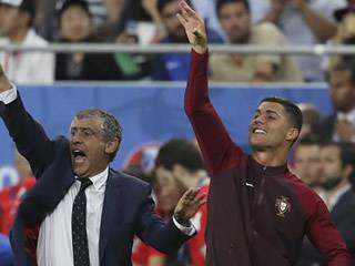 Mourinho downplays Cristiano Ronaldo's role in Euro 2016 final