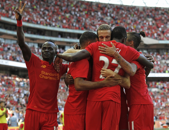 Liverpool 4 - 0 Barcelona: Liverpool fire four past Barcelona as injured Daniel Sturridge misses out