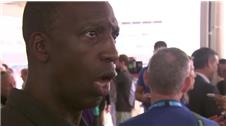 Johnson discusses doping, the IOC and Bolt