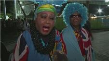 Fiji fans react to rugby sevens gold