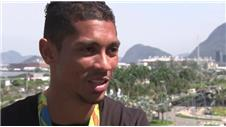 Van Niekerk - I have to pinch myself after Olympic gold medal