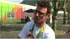 Silver medallist Cavendish accepts race crash blame