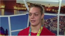 Perkovic on emotional Olympic gold