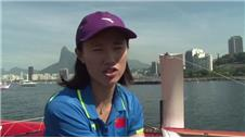 Chinese sailor Lijia: Olympic performance 'unsatisfactory'