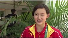 Qian wins gold for China at 15 years of age