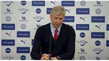 Wenger: Always about money