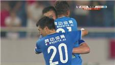Guangzhou edge nine-goal thriller