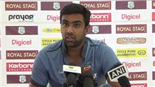 "Ashwin: ""The hard work has paid off"""