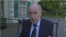 Blatter confident ahead of FIFA ban appeal