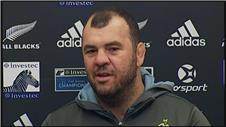 Cheika looking for big improvements