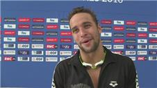 Le Clos and Hosszu return to the pool