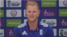 Stokes ready to bowl