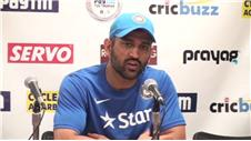 Dhoni open to American matches