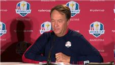Love sets out his Ryder Cup selection plans