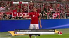 Alonso scores screamer in Bayern rout