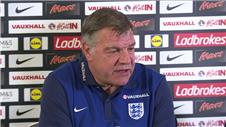 Allardyce explains Barkley omission