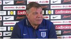Allardyce expecting different Slovakia test