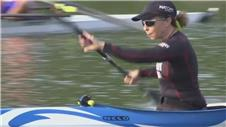 Bercovitch - I really hope to get a medal in Rio kayaking