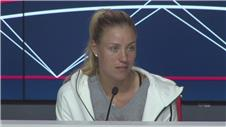Im playing my best tennis - Kerber