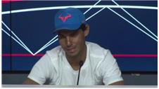 I was destroyed after the Olympics - Nadal