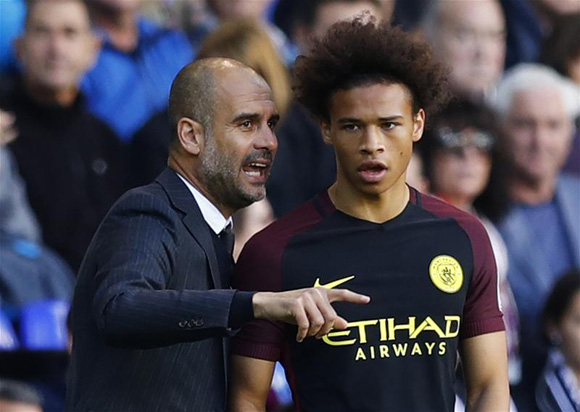 Joachim Low: Guardiola will look after Sane at Manchester City