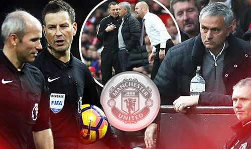 Man United boss Jose Mourinho set for second stadium ban: This could be for two games
