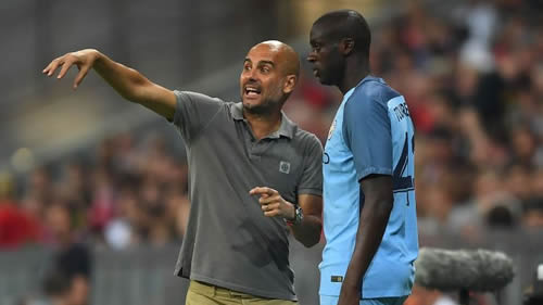 City's Pep Guardiola happy to move on from Yaya Toure disagreement