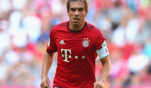 Martinez: Lahm still has four years left in him