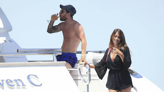 Messi to marry Antonella Roccuzzo