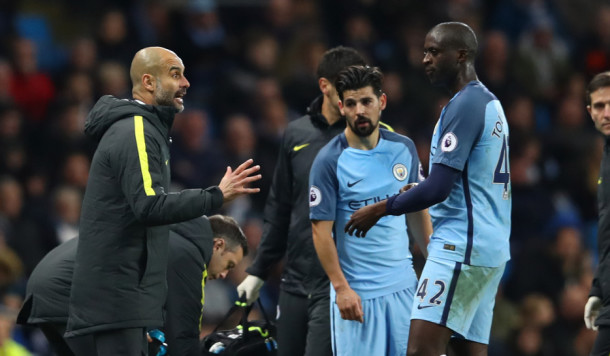 Guardiola has 'no answer' on Toure future