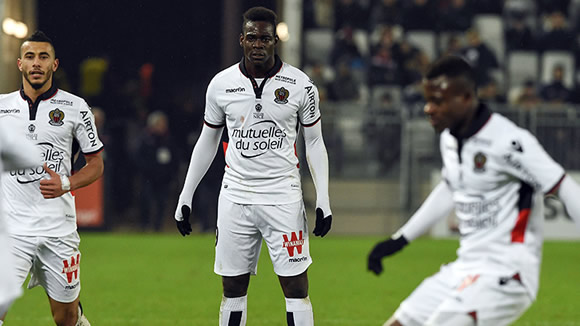 Mario Balotelli speaks out after suffering racist abuse against Bastia