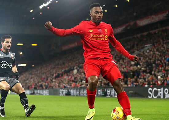 Daniel Sturridge should not leave Liverpool this summer, warns Michael Owen