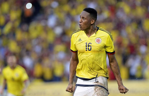 Colombian international signs €9million pre-contract deal with Barcelona