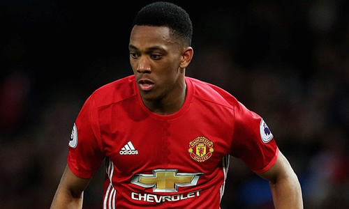 Paul Scholes: Anthony Martial is not clever enough to be Man Utd's central striker