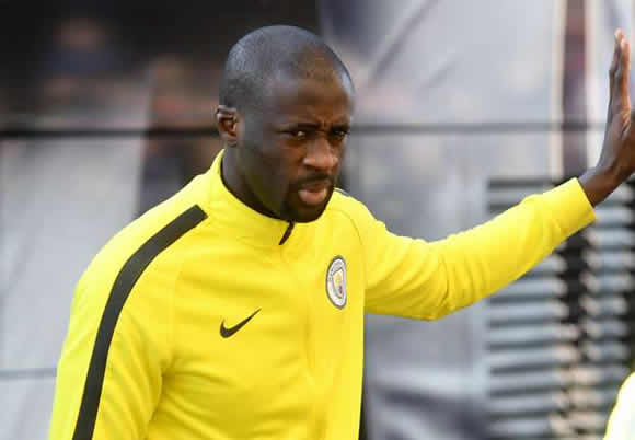 Yaya Toure: Man City won't make same mistake as PSG