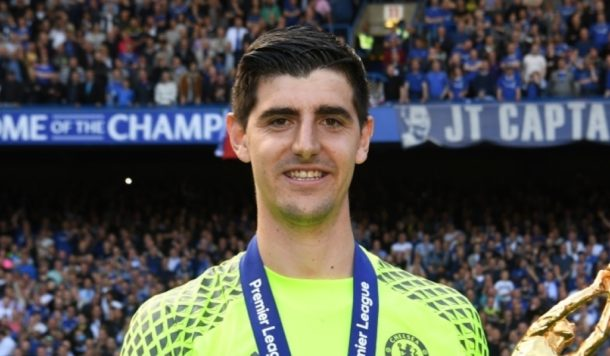 Courtois keen to extend Blues stay
