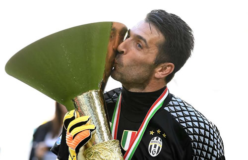 Gianluigi Buffon reveals which three Premier League clubs wanted to sign him