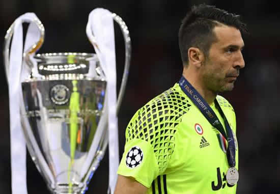 Buffon: I cannot explain why Juventus played like we did