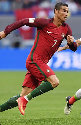 Confederations Cup highlights: Portugal-Mexico, Cameroon-Chile