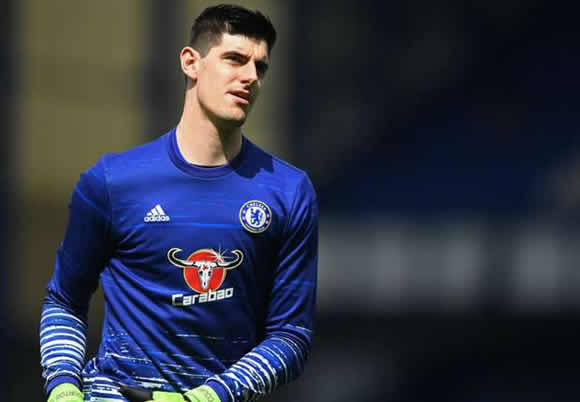 'I think we are ready for it' – Courtois eager to face Arsenal in Community Shield