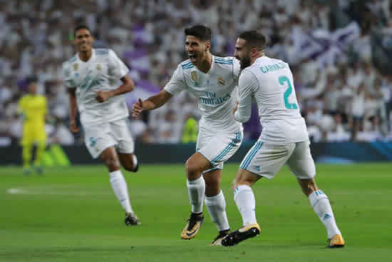 Dani Carvajal: Marco Asensio is already the present of Real Madrid