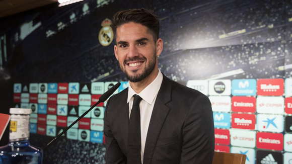 Isco: There was some contact with Barcelona but I never listened to it