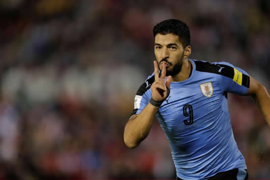 Uruguayan football suspended indefinitely after fans attack referee leading to Luis Suarez calling for 'no more violence'
